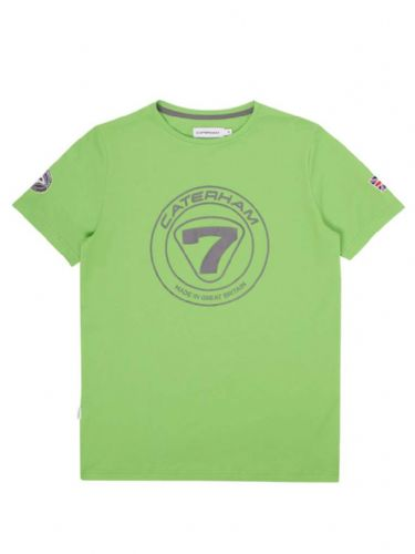 CATERHAM 7 GREEN TEE SHIRT